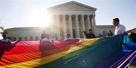 Supreme Court Ruling On Marriage by Supreme Court Ruling Against Marriage Would Produce