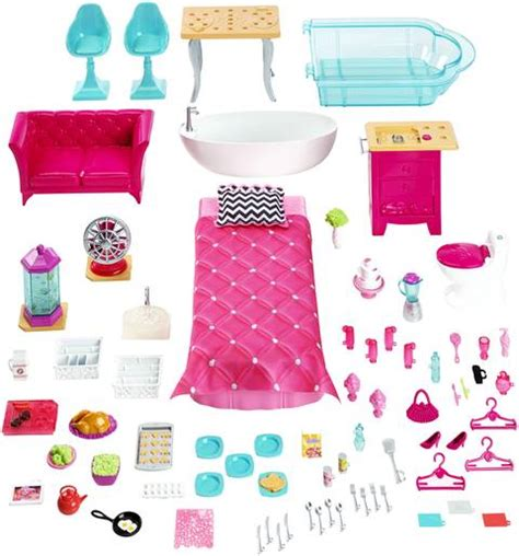 barbie dream house accessories barbie 174 dream house target