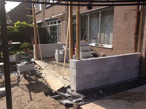 Uitbouw Kosten Per M2 by Aanbouw Huis Nodig Aanbouw Door Ribouw