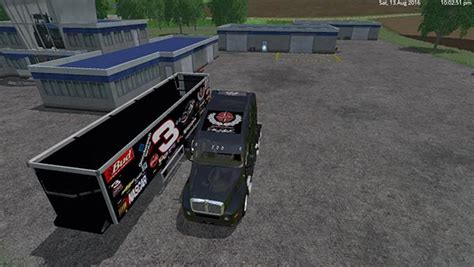 dale ls dale earnhart cat truck and trailer v 1 0 ls2015 com