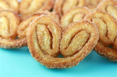 delicious palmier cookie recipe