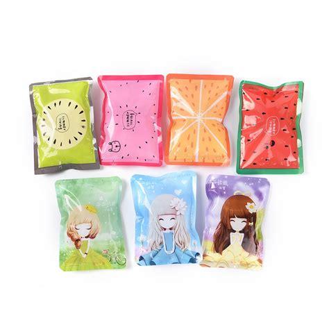 Promo Cool Gel Bag Cool Bag Kantung Pendingin Cooler 1pc 50g summer cold cooler bags fruit reusable gel bag cool pack health care