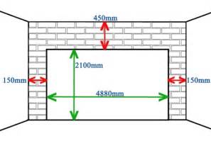 garage measurements door measurements