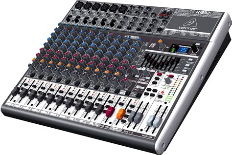 Mixer Fx Usb behringer xenyx x1832usb usb mixer with effects