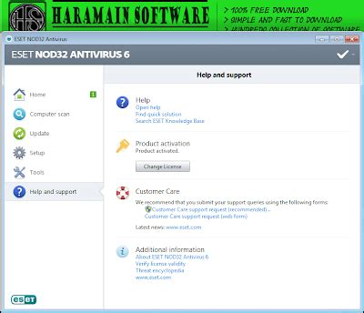 download full version eset nod32 free download eset nod32 antivirus 6 full version