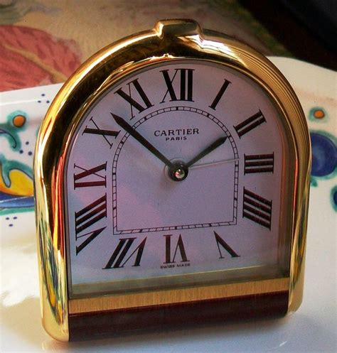 orologio da tavolo cartier cartier romane orologio pendulette orologio da tavolo