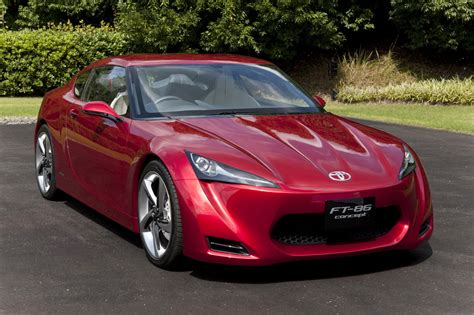 Toyota Fort Toyota Ft 86 Concept Autom 243 Viles Ultimo Modelo 2017