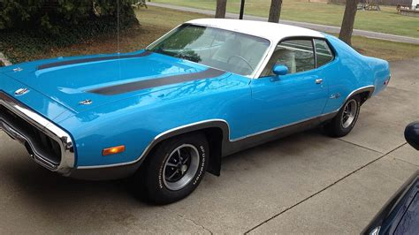 1972 plymouth satellite for sale near northwood ohio