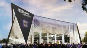 Us Bank Mn Vikings Announce U S Bank As Naming Rights Partner For