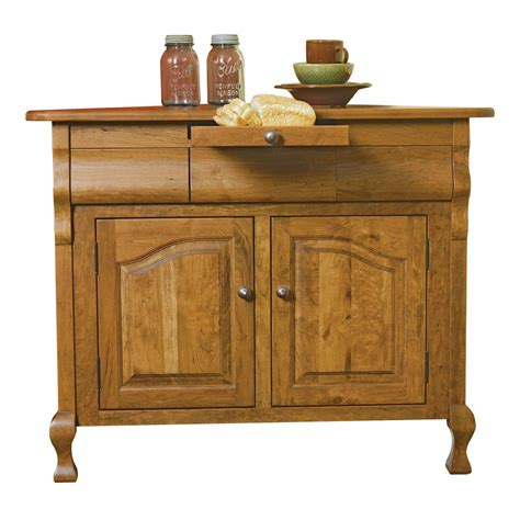Handmade Cherry Furniture - arlington collection dining table cherry qswo amish