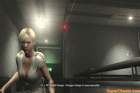 Under Stairs Bench Jake And Sherry Chapter 3 Resident Evil 6 Guide