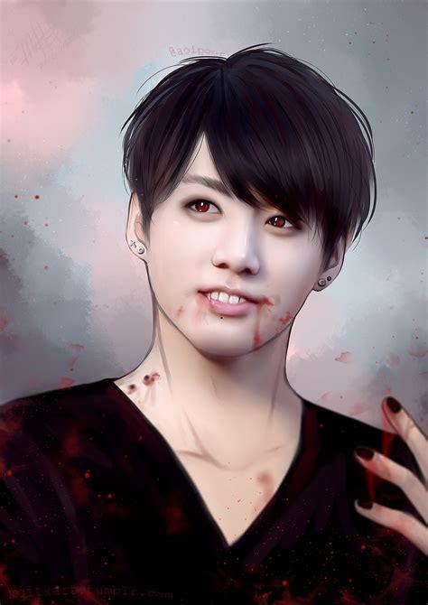 bts fansite bts fan art mgitkart bts fanart vire jungkook inspo