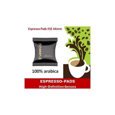 100 arabica koffiebonen miscela 100 arabica espresso pads 100 made in italy