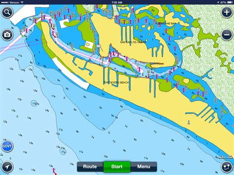 navionics boating app i marine apps navionics boating 7 0 with free noaa enc charts