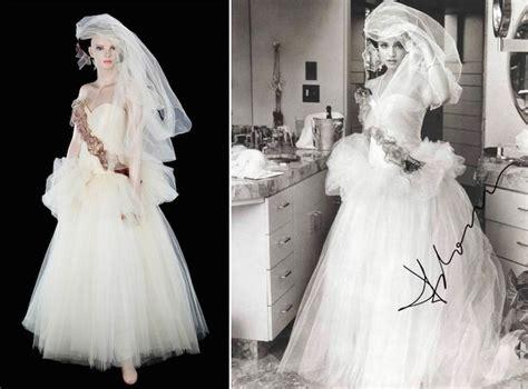Madonna's Wedding Dress Goes on Auction   Arabia Weddings