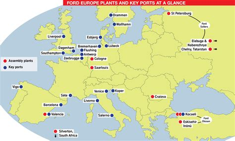 Ford Europe by Changes Are The Only Certainty At Ford Of Europe