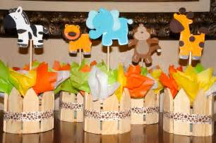 jungle centerpieces for baby shower etsy your place to buy and sell all things handmade