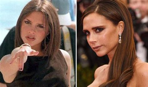Posh Spice Is No Style Icon from posh spice to fashion icon beckham s style