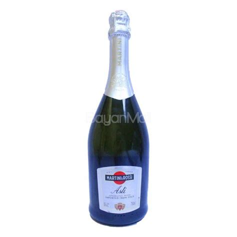martini and asti martini asti sparkling wine 7 5 750ml
