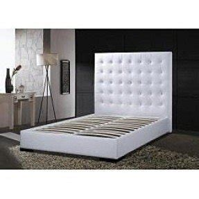 white leather headboard king white leather headboard king size foter