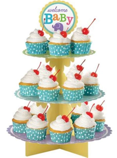 Baby Shower Cupcake Stand by Baby Shower Cupcake Stand 12in X 15in City Canada