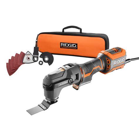 ridgid jobmax 4 multi tool with tool free r28602