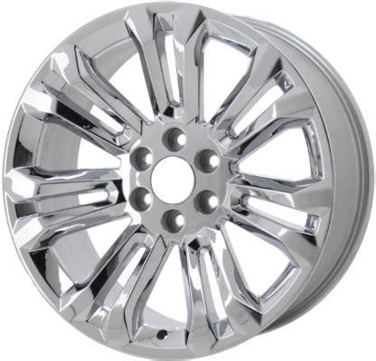 gmc sierra 1500 wheels rims wheel rim stock oem replacement