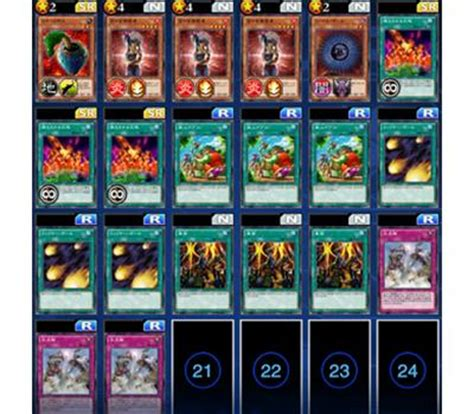 yugioh burn deck we all tried it once images gallery