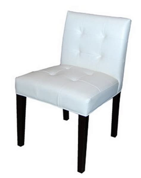 Rv Dining Chairs Rv 7634 Low Back Tufted Leather Dining Chair