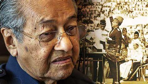 kuasa rakyat merdeka pertahan merdeka atau hilang kuasa kata dr mahathir