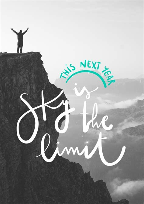 Gift Card Limit - sky is the limit new year cards send real postcards online
