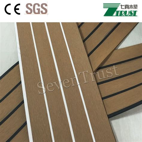 dry deck boat flooring yacht boat synthetic teak deck flooring buy yacht