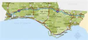 nw florida map northwest florida now florida s great northwest