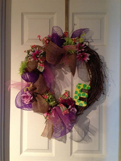 spring wreath ideas spring wreath craft ideas pinterest