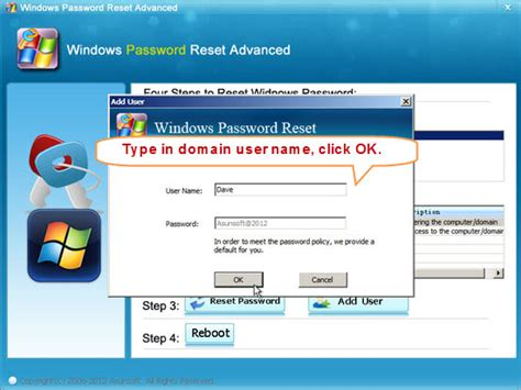 windows reset domain password how to reset active directory domain password instantly