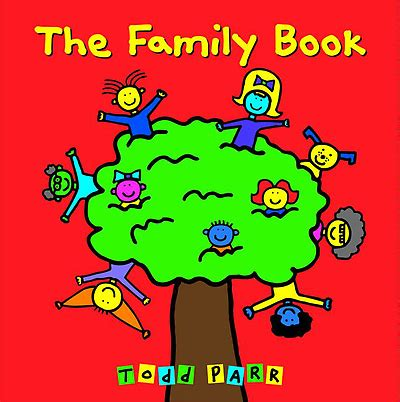 family picture books family book