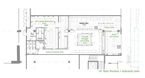 finish floor plan makan place pneu architects architecture lab