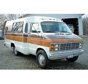 1979 Dodge Brougham Camper Van