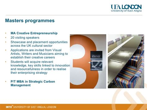 Mba In Strategic Carbon Management by Into Uea Powerpoint