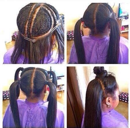 how to do versatile sew ins pinterest the world s catalog of ideas