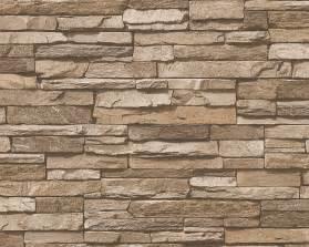 Half Bathroom Designs wallpaper as creation stone beige 95833 2