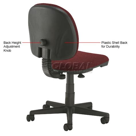global industrial office chairs chairs fabric upholstered office chair fabric mid