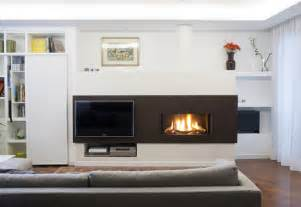 how to install a fireplace and a tv set together yourfire