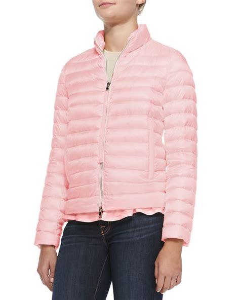 Moncler Blein Puffer Jacket Light Pink