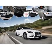 2013 Lexus LS European Version  Caricoscom