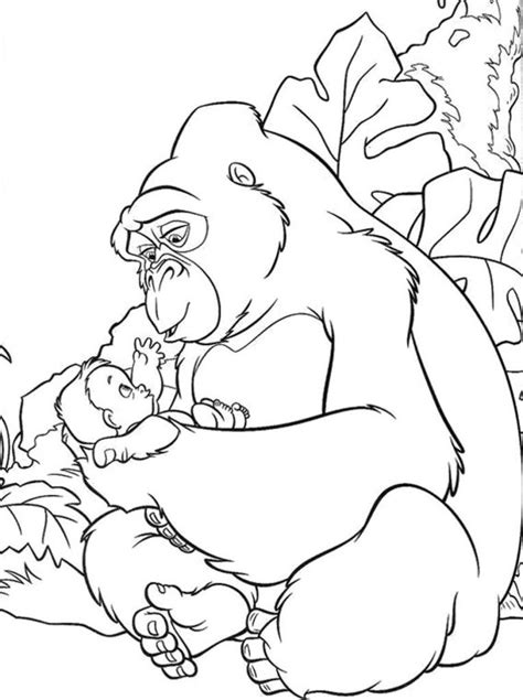 King Kong Coloring Pages Az Coloring Pages King Kong Coloring Pages