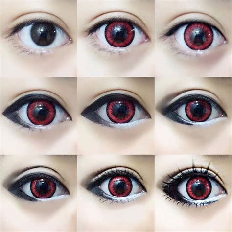 tutorial make up cosplay pemula another eye makeup tutorial for cosplay or everyday idc