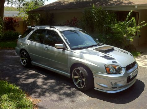2005 subaru wrx custom 2005 subaru impreza sport wagon wrx automatic us related
