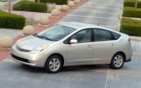 Toyota Prius Service Schedule Maintenance Schedule For 2004 Toyota Prius Openbay