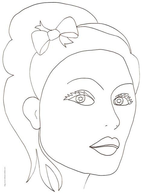 Modele De Maquillage A Imprimer